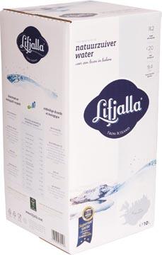 Lifjalla water, bag-in-box van 10 liter