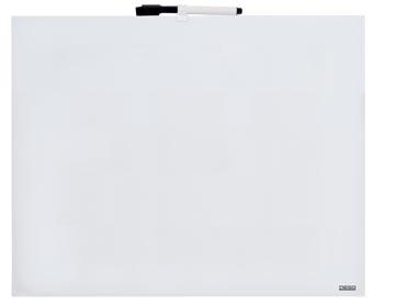 Desq magnetisch whiteboard zonder frame ft 40 x 50 cm