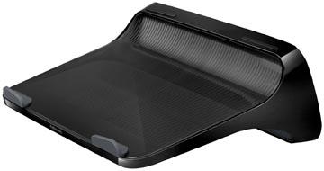 Fellowes I-Spire laptopstandaard, zwart